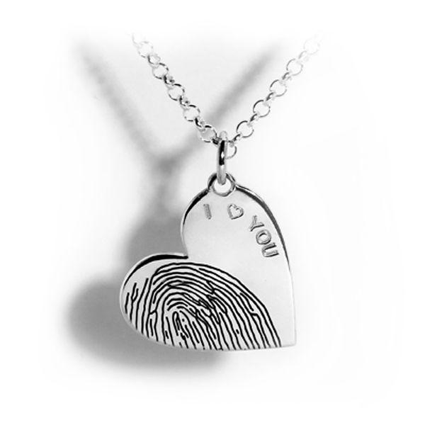 Hjärta med ditt fingeravtryck - stefanlj.se a07793d914d72